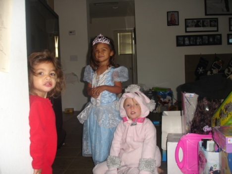 "Faith, Princess Journey and ""Fifi"""