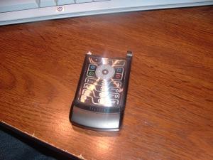 My broken phone